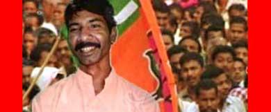 Manoj Pradhan: eleito com 15.000 votos