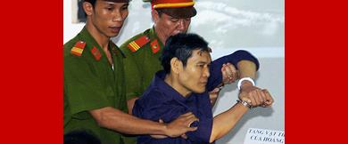 Padre Thadeus Nguyen Van Ly: algemas não calam a palavra de Deus